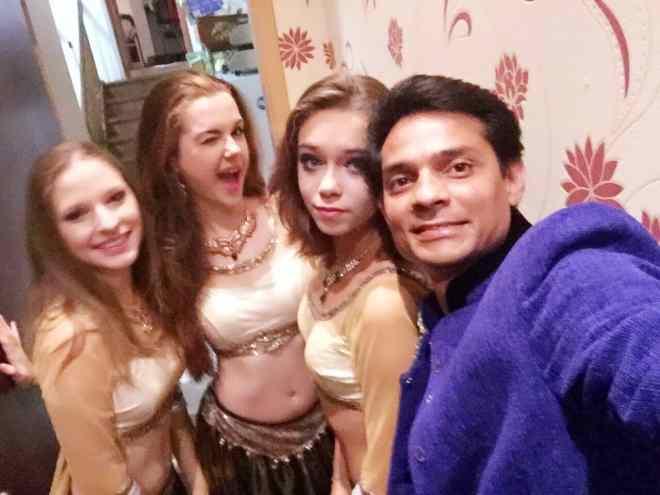 Bollywood Buchen