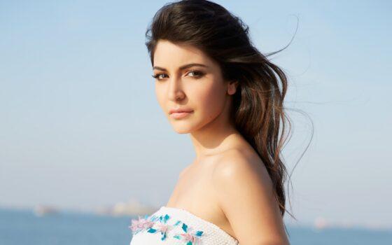 """Bollywood actrice Anushka Sharma: """"Mijn vader heeft mij waardevolle lessen meegegeven"""""""