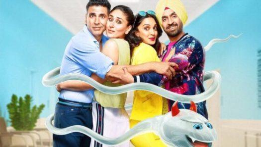Bekijk de trailer van de Bollywood film Good Newwz
