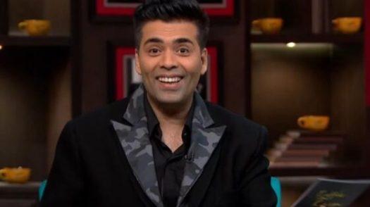 Bollywood's controversiele talkshow Koffee with Karan van de buis?
