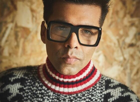 Bollywood filmmaker Karan Johar is een wrak
