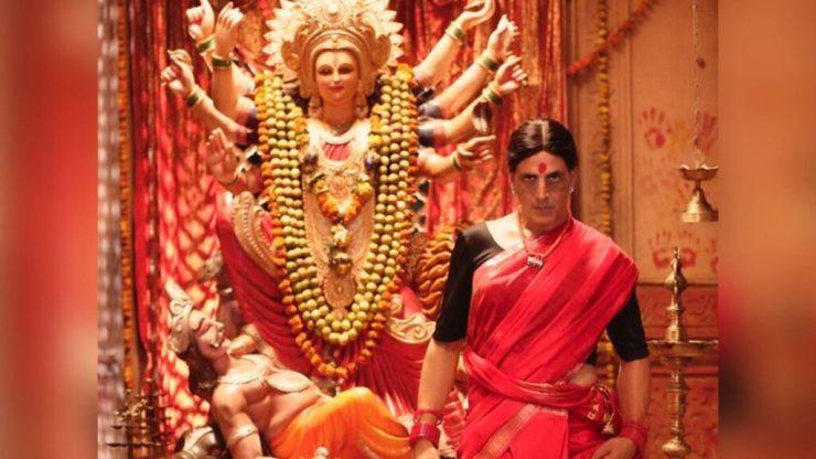 Bekijk de trailer van de Bollywood film Laxmmi Bomb