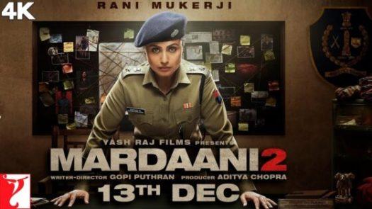 Bekijk de trailer van de Bollywood film Mardaani 2