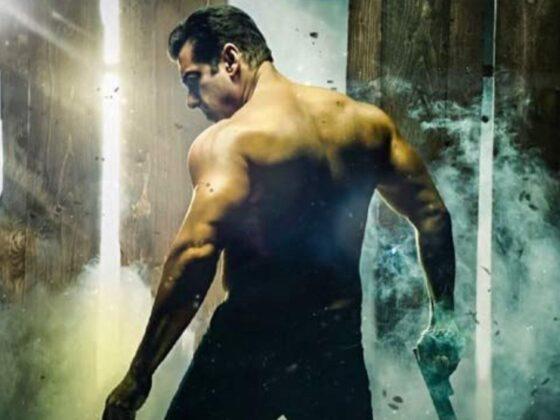 Bollywood film Radhe: Your Most Wanted Bhai zonder zang en dans?