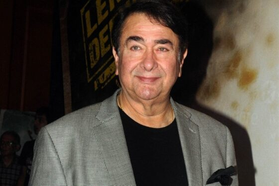 Bollywood acteur Randhir Kapoor bevestigt plannen om productiebedrijf RK nieuw leven in te blazen