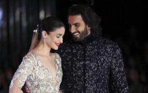 Bollywood sterren Alia Bhatt en Ranveer Singh in Karan Johar's volgende film?