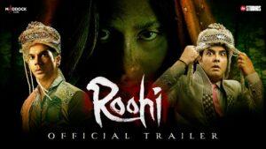 Bekijk de trailer van de Bollywood film Roohi