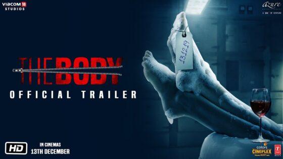 Bekijk de trailer van de Bollywood The Body