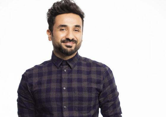 Bollywood acteur Vir Das schittert in Netflix serie Hasmukh