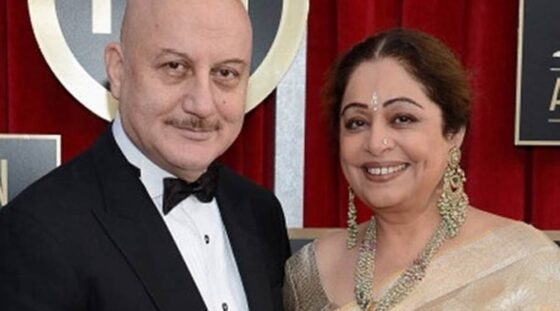 """Bollywood acteur Anupam Kher: """"Mijn vrouw is niet overleden"""""""