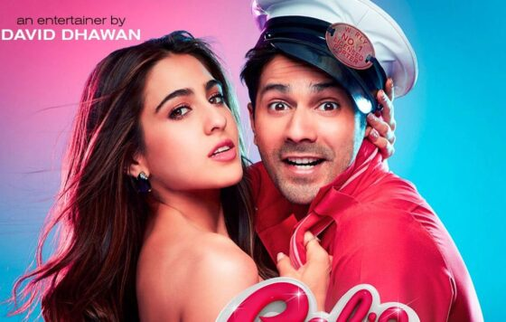 Bollywood remake Coolie No 1 direct naar streamingsplatform?