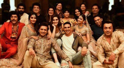 Bollywood producent Sajid Nadiadwala denkt na over Housefull 5