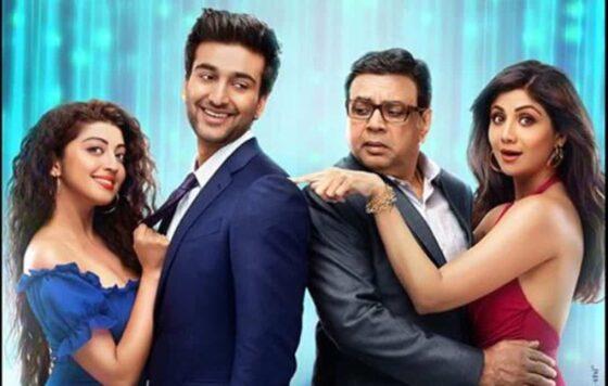 Bollywood film Hungama 2 verschijnt in juli
