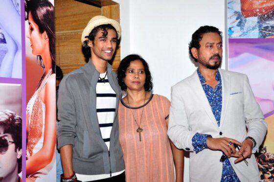 """Zoon van wijlen Bollywood acteur Irrfan Khan""""Mijn intentie is om zijn nalatenschap voort te zetten is"""""""