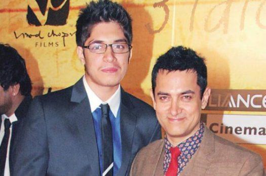 Zoon Bollywood acteur Aamir Khan debuteert in volgende Yash Raj film?