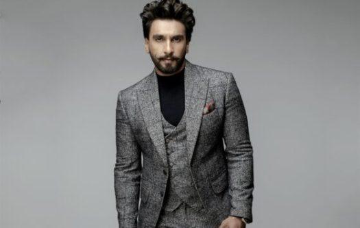 """Bollywood acteur Ranveer Singh: """"Ik ben een kind uit de jaren '90"""""""