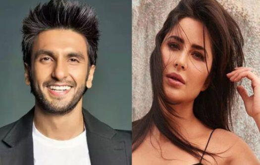 Bollywood acteurs Ranveer Singh & Katrina Kaif samen in de volgende film van Zoya Akhtar?