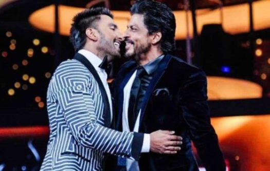 Bollywood acteur Shah Rukh Khan doet screentest voor rol Mogambo?
