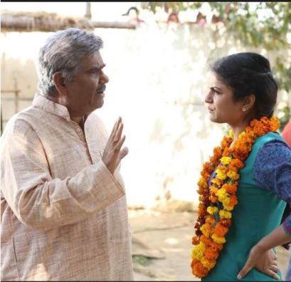 Blessed to be part of cinema and doing such a fantastic film like Choriyan Choro Se Kam Nahi Hoti – Rashmi Somvanshi! - Bollywood Couch