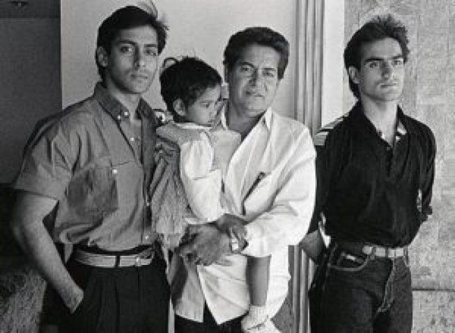 Salman-Khan-biography-Family