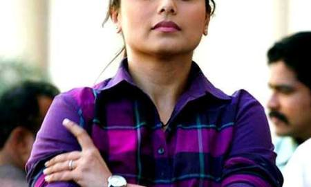 Rani Mukherjee, Mardaani, silver screen