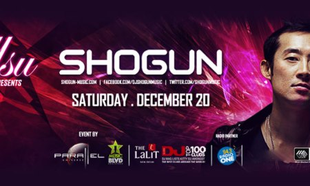 Parallel Universe Present 'Shogun' In Association With Music Boulevard