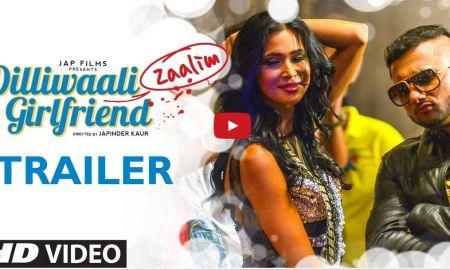 Dilliwaali Zaalim Girlfriend, Yo Yo Honey Singh, Birthday Bash ,video song teaser