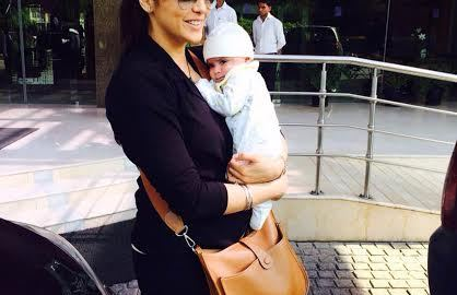 Isha Koppikar, Daughter, Mother