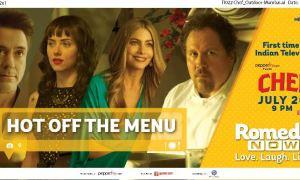 Chef, premiere, Romedy NOW