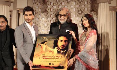 Muzaffar Ali, Meera Ali, Pernia Qureshi, Imran Abbas, music, Jaanisaar