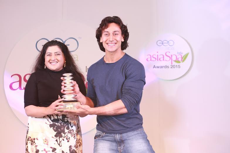 GeoSpa, asiaSpa, India, Awards, ITC Grand Central