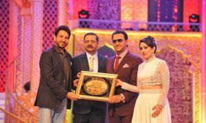 Yo Yo Honey Singh, Chitrangda Singh, Gippy Grewal, Sunidhi Chauhan, PTC Punjabi Film Awards 2016