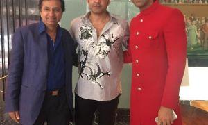 Bobby Deol, Sandip Soparrkar, India Day Parade, New York