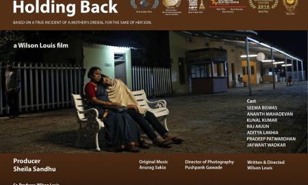 Karan Singh Grover, short film Holding Back, FilmFare Award 2016