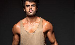 Maniesh Paul, shoot, music video, UK