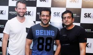 Salman Khan, Amazon Prime video, Exclusive Deal