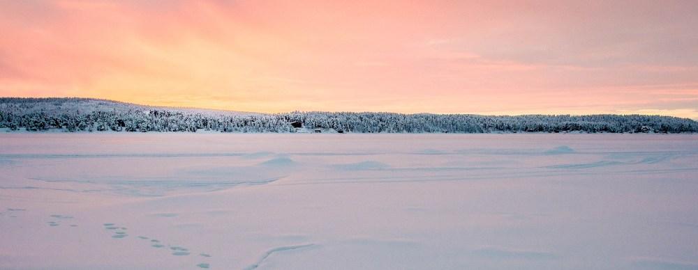 northern lights, Icehotel, Jukkasjärvi