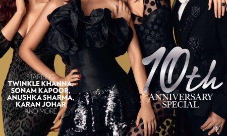 Karan Johar, Vogue 10th Anniversary Special Edition