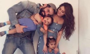 Mahhi Vij, Jay Bhanushali, child adoption