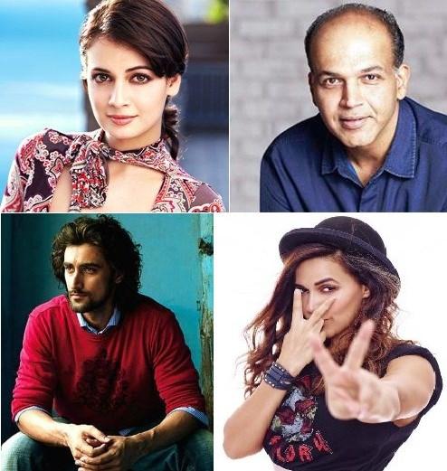 Dia Mirza, Kunal Kapoor, Ashutosh Gowarikar, India Film Project