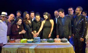 Annu Kapoor,Sameera Sajan,Sushmita Sen, Rizwan Sajan, Sunny Leone, Naved Jaffrey,Jeetendra, Raza Murad,Javed Jaffrey