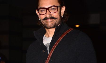 Secret Superstar,Aamir Khan, Advait Chandan, Zaira Wasim,