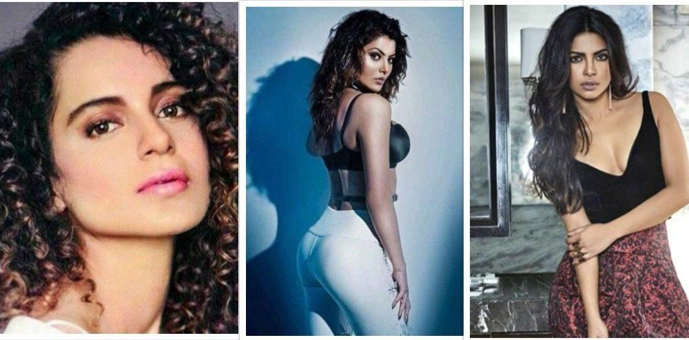 Priyanka Chopra, Kangana Ranaut, Urvashi Rautela