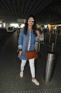 Hina Khan, KOMPANERO Bag