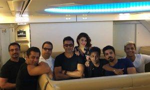 Race 3, Abu Dhabi schedule, Salman Khan, Jacqueline, Bobby Deol