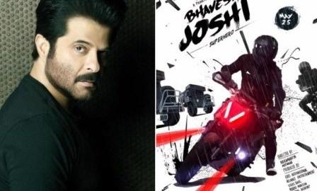 Anil Kapoor, poster, Bhavesh Joshi, Superhero, BollywoodDhamaka