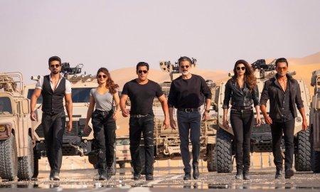 Race 3, Salman Khan, Jacqueline Fernandez, Anil Kapoor, Bobby Deol, Saquib Saleem, Daisy Shah