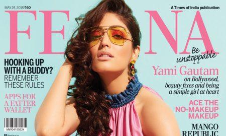 Actress, Yami Gautam, Femina