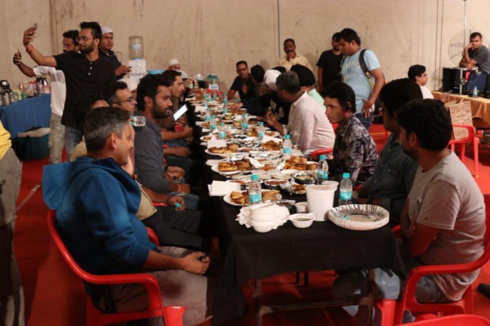 Diljit Dosanjh, Iftari, Soorma, crew members