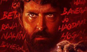 Hrithik Roshan, Super 30, poster, BollywoodDhamaka